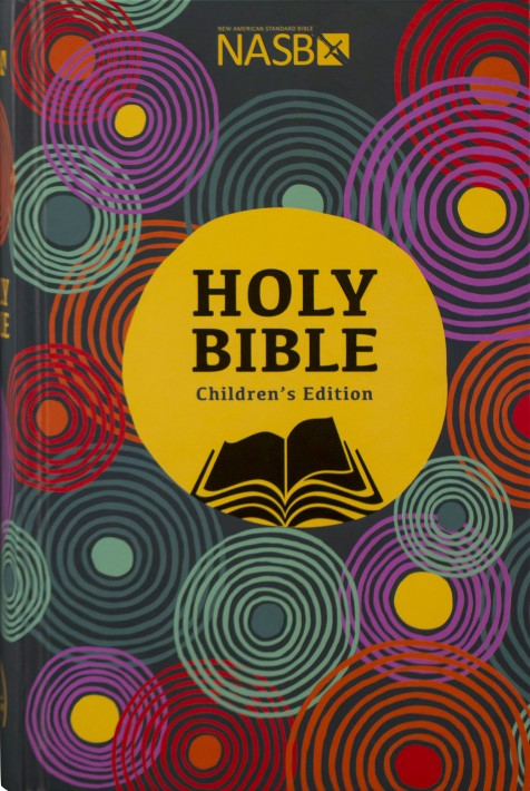 NASB Holy Bible, Children's Edition